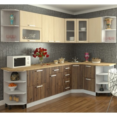 Кухня Делюкс 6