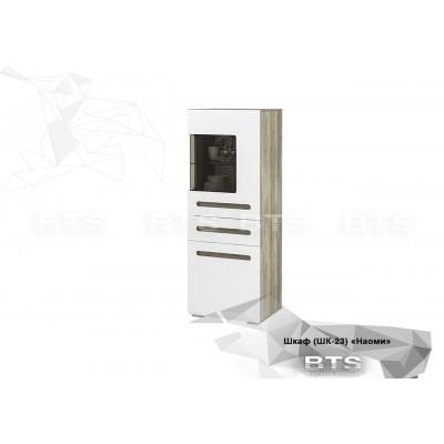 Наоми шкаф  створчатый ШК-24