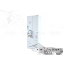 Тойс  шкаф 2-х створчатый ШК-07