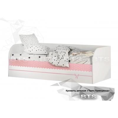 Трио Принцесса кровать КР-01