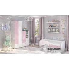 Трио Принцесса детская мебель