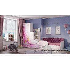 Трио Рапунция детская мебель