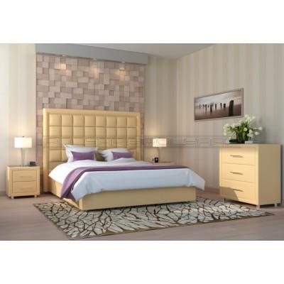 Кровать Квадро ткань