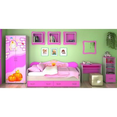 Набор детской мебели Принцесса