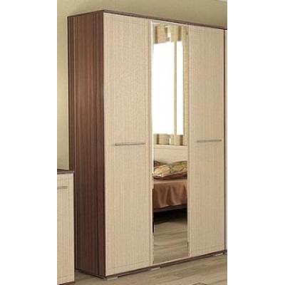 Шкаф 3х дверный Квадро
